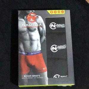 Nautica Competition Boxer Briefs Size XL